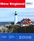 New England: Mobil Travel Guide by Mobil…