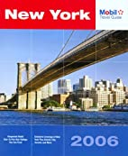 New York: Mobil Travel Guide by Mobil Travel…