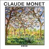 Monet, Claude: Monet, Claude 2002 Calendar