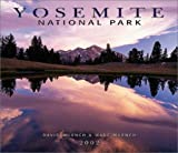 Muench, David: Yosemite National Park 2002 Calendar