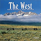 Muench, David: The West 2002 Calendar