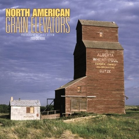 north-american-grain-elevators-2005-wall-calendar