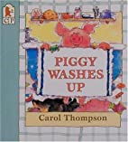 Piggy Washes Up by Carol Thompson