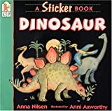 Nilsen, Anna: Dinosaur: A Sticker Book