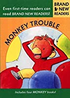 Monkey Trouble: Brand New Readers by David…