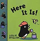Pip the Penguin: Here It Is! (Pip the…