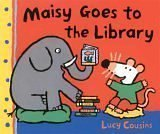 Cousins, Lucy: Maisy Goes To The Library