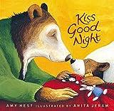 Hest, Amy: Kiss Good Night Lap-Size Board Book (Sam Books)