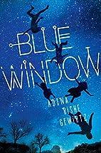 Blue Window by Adina Rishe Gewirtz