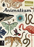 Animalium: Welcome to the Museum by Jenny…