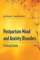 Postpartum Mood And Anxiety Disorders: A…