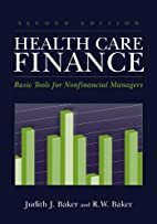Healthcare Finance: Basic Tools for…