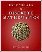 Essentials of Discrete Mathematics (Jones…
