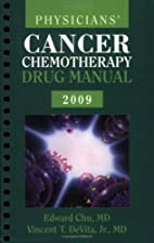 Physician's Cancer Chemotherapy Drug Manual…