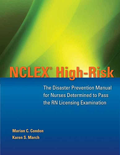 nclex-high-risk-the-disaster-prevention-manual-for-nurses-determined-to-pass-the-rn-licensing-examination