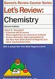 Tarendash, Albert S.: Let's Review: Chemistry (Barron's Review Course)