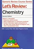 Let's review Chemistry by Albert S.…