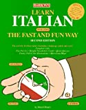 Danesi, Marcel: Learn Italian (Italiano) the Fast and Fun Way/With Barron's Italian-English English-Italian Dictionary