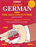 Paul Graves: Learn German the Fast and Fun Way with Book (Barron's Fast and Fun Way Language Series) (German Edition)