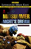 Kerrigan, Michael: A Midsummer Night's Dream: William Shakespeare (Literature Made Easy)
