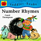 Number Rhymes (Little Barron's Toddler…
