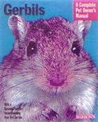 Gerbils (Barron's Complete Pet…
