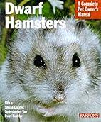 Dwarf Hamsters by Sharon Vanderlip