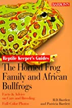 Horned Frog Family and the African…