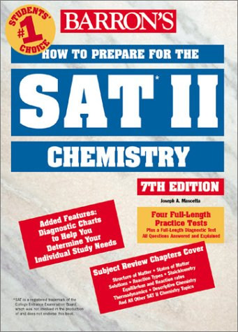 how-to-prepare-for-the-sat-ii-chemistry-barrons-sat-subject-test-chemistry