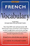 Kendris  Ph.D., Christopher: French Vocabulary (Barron's Vocabulary Series)