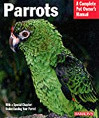 Parrots by Mattie Sue Athan
