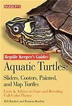 Aquatic Turtles: Sliders, Cooters, Painted,…