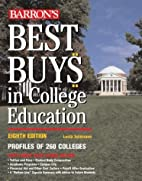 Best Buys in College Education (Barron's…