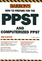 Barron's How to Prepare for the PPST and…