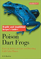 Retile Keeper's Guide: Poison Dart Frog…
