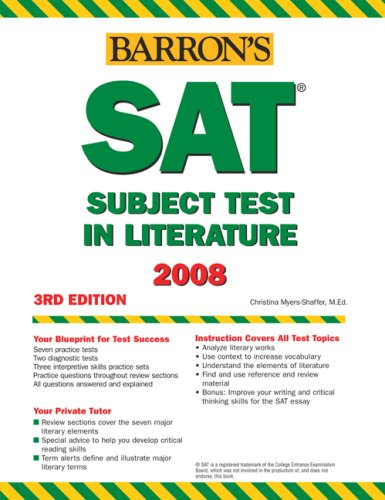 barrons-how-to-prepare-for-the-sat-subject-test-in-literature-3rd-edition-barrons-education-series