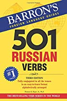 501 Russian Verbs by Thomas R. Beyer