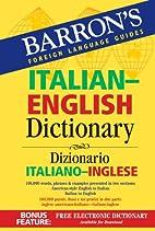 Barron's Italian-English Dictionary /…