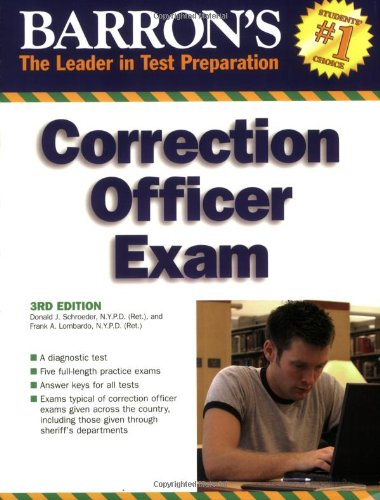 barrons-correction-officer-exam-barrons-the-leader-in-test-preparation