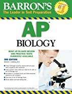 Barron's AP Biology by Deborah T.…