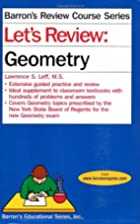 Let's Review: Geometry (Barron's…