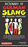 Strutz, Henry: Dictionary of German Slang and Colloquial Expressions