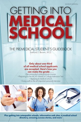 getting-into-medical-school-the-premedical-students-guid