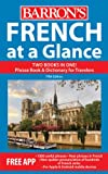 Stein, Gail: French at a Glance: Foreign Language Phrasebook & Dictionary