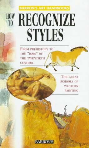 how-to-recognize-styles-barrons-art-handbooks-yellow-series