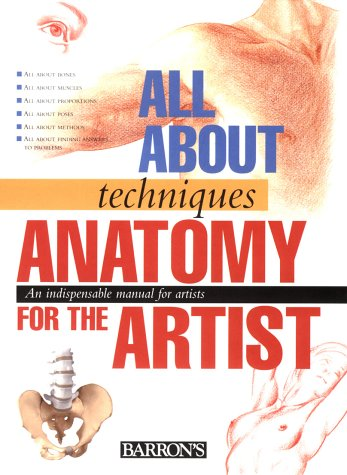 anatomy-for-the-artist-all-about-techniques-series