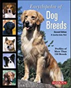 Encyclopedia of Dog Breeds by D. Caroline…