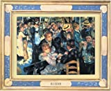 Hyams, Jay: Dancing at the Moulin de la Galette by Pierre-Auguste Renoir