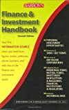 Downes, John: Barron's Finance & Investment Handbook