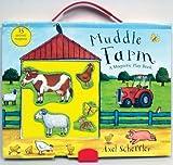 Scheffler, Axel: Muddle Farm: A Magnetic Play Book
